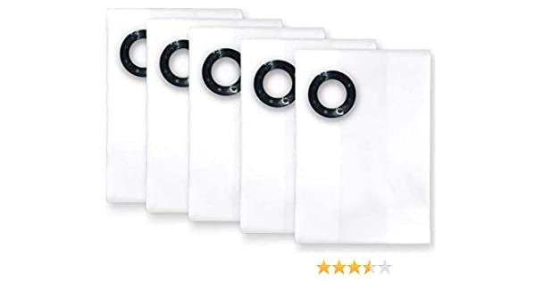 5x bolsas para aspirador tejido STIHL SE 120 (E): Amazon.es: Hogar