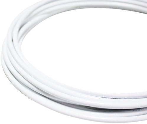 Jagwire 4mm×1mtr Lex Gear Housing WS 潤滑油 ホワイト 4mm by Jagwire
