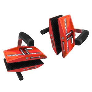 Abaco Double Handed Carrying Clamps -- Set Of Two