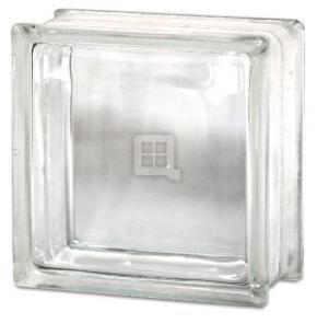 Quality Glass Block 8 x 8 x 4 Vue Glass Block