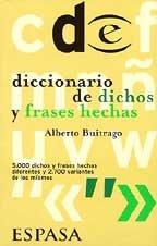 Diccionario De Dichos Y Frases Hechas PDF
