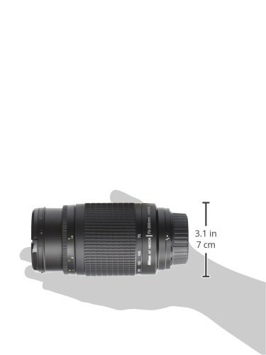 Nikon AF 70-300 mm f/4-5.6G Telephoto Zoom Lens for Nikon DSLR Camera