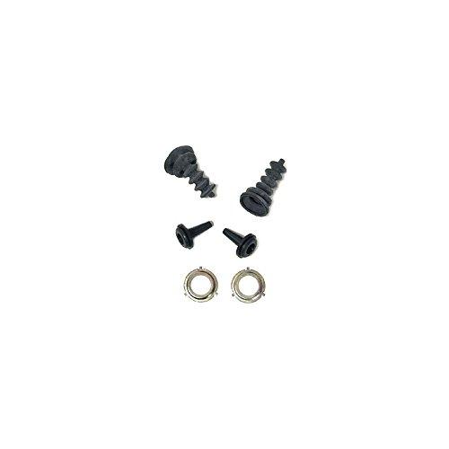 Eckler's Premier Quality Products 25128167 Corvette Headlight Actuator Seal Kit