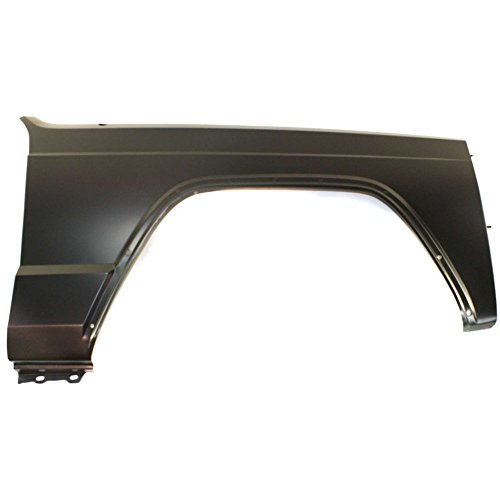 Fender for Jeep Cherokee 84-96 Wagoneer 84-90 RH Front Right Side 96 Jeep Cherokee Fender