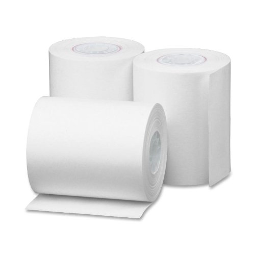Thermal Paper Roll, 2-1/4-Inch x 85-Feet, 3/Pack, White
