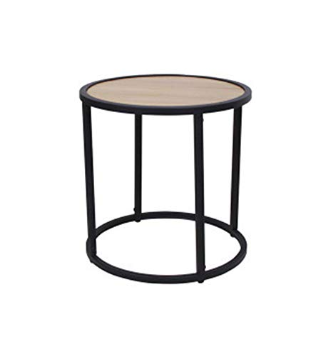 Swell Aoeiuv Iron Square Sofa Side Table Nordic Living Room Ncnpc Chair Design For Home Ncnpcorg