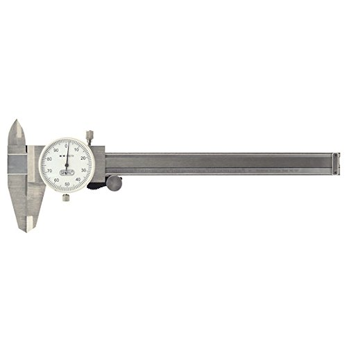 Stainless Steel Dial Caliper, 6