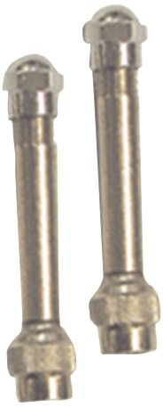 Wheel Masters 80292 2'' Straight Valve Extender - Pack of 2 by WheelMaster