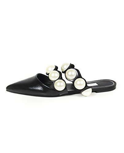 Zara Damer Flad Slingback Med Smykker Perler 2540/301 NnrSBnFZ4z