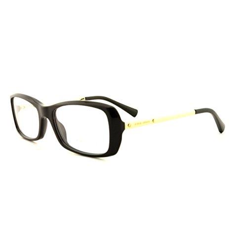 GIORGIO ARMANI AR 7011 Eyeglasses 5017 Black Demo Lens 51-17-135