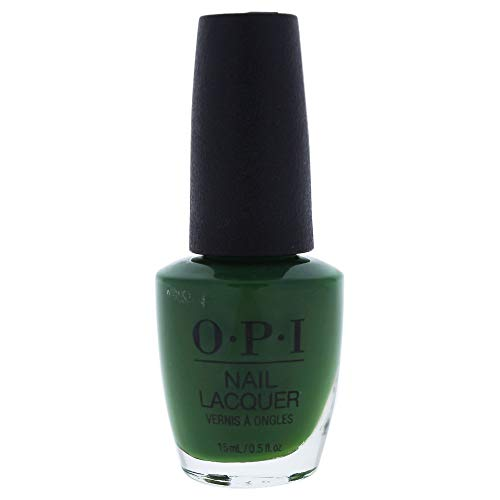 OPI Nail Lacquer, Envy The Adventure