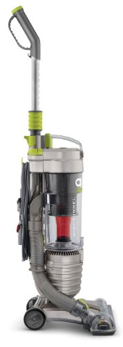 Hoover WindTunnel Air Bagless Upright Corded Lightweight Vacuum Cleaner - side view