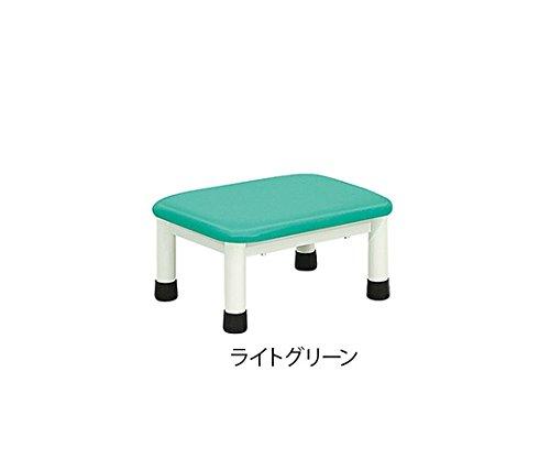 高田ベッド7-3153-05ミニステップライトグリーン400×300×200mm B07BD2PMKD