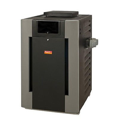 Raypak PR206AENC Natural Gas Pool Heater for Indoor & Outdoor