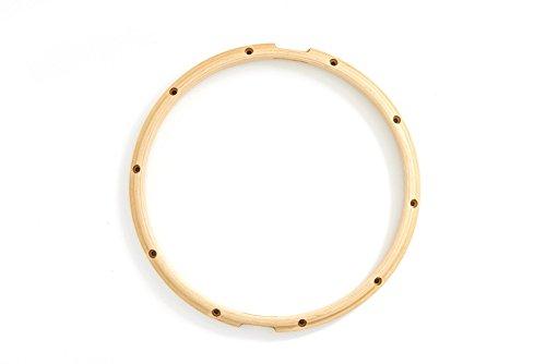 - Gibraltar SC-1410WSS 14 Inch 10 Lug Wood Snare Hoop
