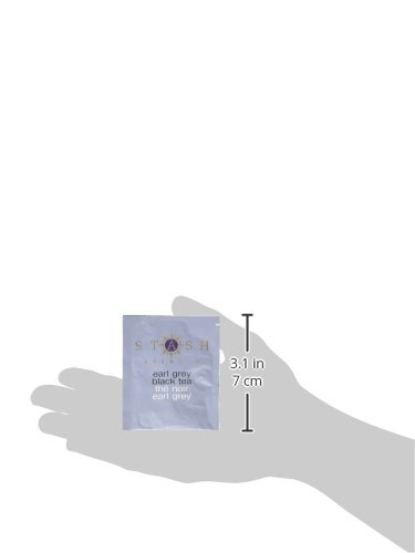 Stash Tea Earl Grey Black Tea, 1000 Count Tea Bags in Foil Full Caffeine Tea, Black Tea with Bergamot, Enjoy Hot or Iced by Stash Tea (Image #4)