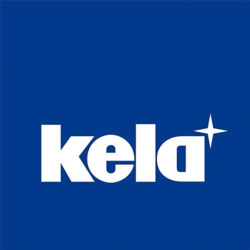 coloris blanc Kela 20142 balai brosse WC La Brosse plastique