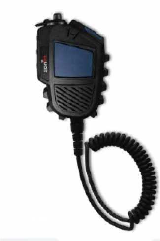 Sonim 727908213218 C-C550 IS Remote Speaker Mic