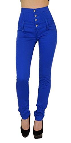 taille Jean royale femme J22 by Bleu haute tex en skinny jean pantalon Jeans femme 5ZAAxXqOw