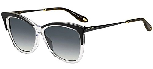 Givenchy GIV Gv 7071 Sunglasses 07C5 Black ()