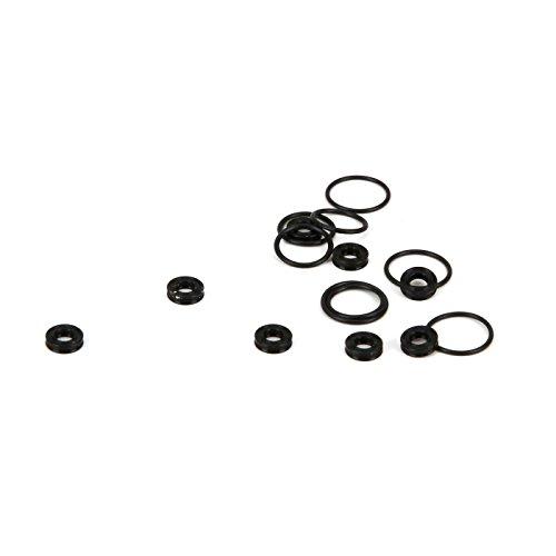 Racing Cap Shock - Team Losi Racing Seal Set, X-Rings, Shock Cap O-Rings: All 22, TLR233005