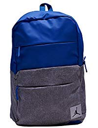 Nike Jordan Pivot Colorblocked Classic School Backpack (Hyper Royal)
