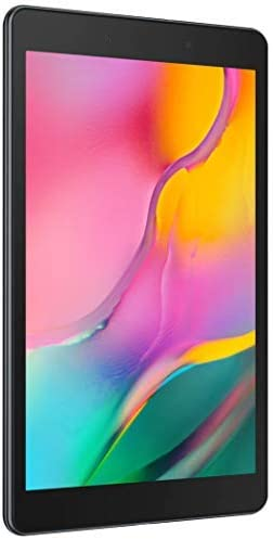 Samsung Galaxy Tab A 8.0-inch Touchscreen (1280x800) Wi-Fi Tablet (Black) Bundle, Qualcomm Snapdragon 429 Processor, 2GB RAM, 32GB Memory, Bluetooth, 32GB MicroSD Card, Case, Android 9.0 Pie OS