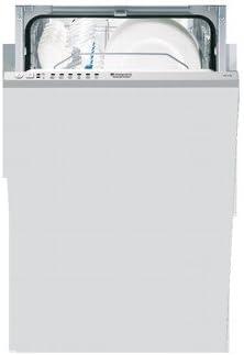 Hotpoint LST 116 HA lavavajilla Totalmente integrado 10 cubiertos ...