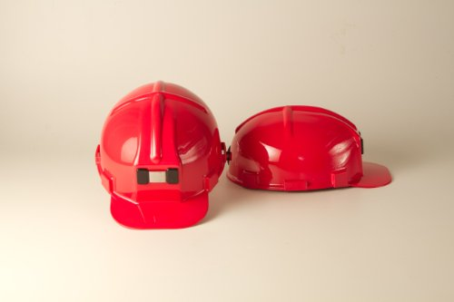 Low Pro Hard Hat, Red -