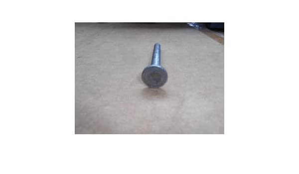 Plain 10 pcs Metric Double-Ended Stud with Plain Center Screw-in End 1.25 X Diameter DIN 939 M16-2.0 X 90mm Grade 8 Steel