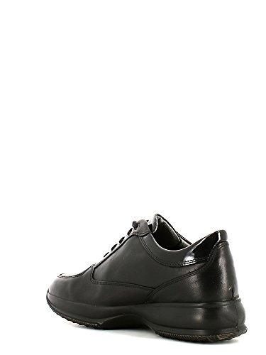De Zapatos amp;co Mujer Igi Cordones Negro Para 8Efw5qxp