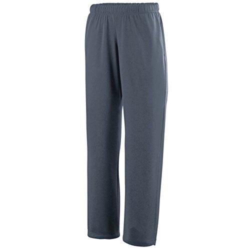 (Augusta Activewear Wicking Fleece Sweatpant, Graphite,)