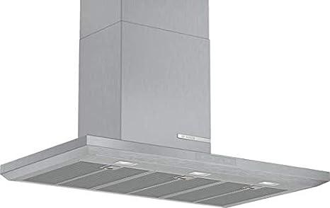 Bosch Serie 6 DWB97LM50 - Campana (697 m³/h, Canalizado/Recirculación, A, A, B, 45 dB): Amazon.es: Hogar