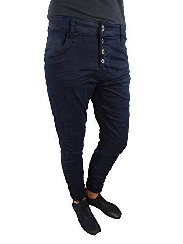 Stretch Marine Lexxury Más Karostar Botones Cierre Baggy Denim By Abierta 4 boyfriend De Colores Boyfriend jeans ZtFwqpFx