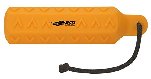 Avery Sporting Dog 3in HexaBumper Trainer Rope, Orange by Avery