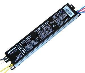 Sylvania 49908 4 Lamp 120V/277V Ballast for 32W T8 Fluorescent Light Bulb (S5210)