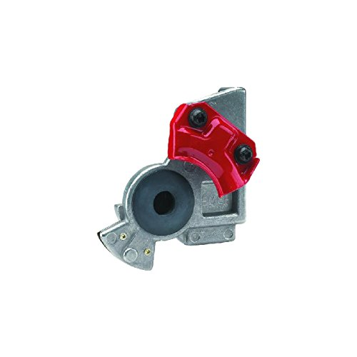 Phillips Ind. 12-138 Red 3/8'' Bottom Gladhand Emergency Port (Female Pipe Thread)