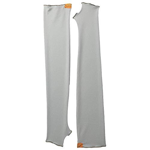 Eclipse Sun Products UPF 50+ Sun Sleeves, Medium, Pewter ()