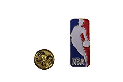 National Basketball Association NBA Logo Lapel