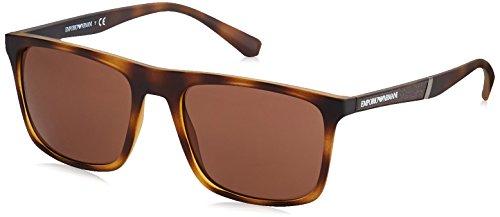 508973 Sonnenbrille Armani Emporio Havana EA4097 Matte w4OZXRqF