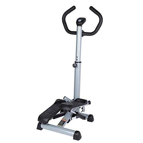 Check Out This Ejoyous Twist Stepper, Folding Workout Step Machine for Exercise Adjustable Fitness E...