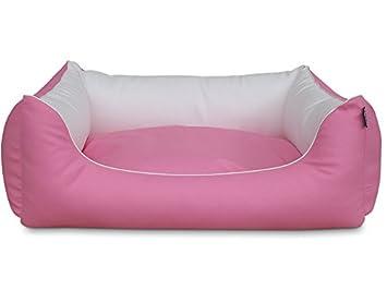 mypado® cama para perros advin piel sintética con ...