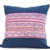 Cotton Rose Pillow Case Cushion Cover - Sofa Outdoor Cushion Covers Decorative Ethic