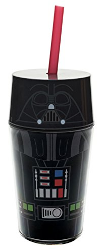 Zak Designs Star Wars 14 oz. Travel Tumbler, Darth Vader