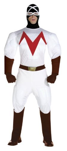 Adult Racer X Speed Racer Costume - Adult Std.]()