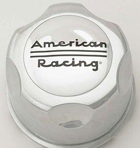 American Racing Center Caps (American Racing 1342100000 American Racing Center Cap)