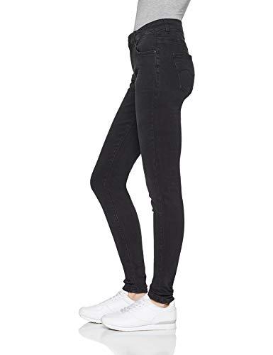 Mujer Skinny Schwarz By s Vaqueros Designed Q grey 98z6 Para wpaxBqYp7n