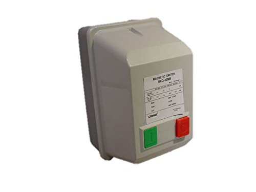 Magnetic Motor Starter Control 7 1/2hp 3ph 480v 7-10 Overload New