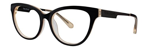 VERA WANG Eyeglasses V375 Black