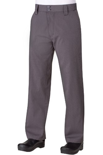 Chef Works Men's Professional Chef Pant (PS005) by Chef Works